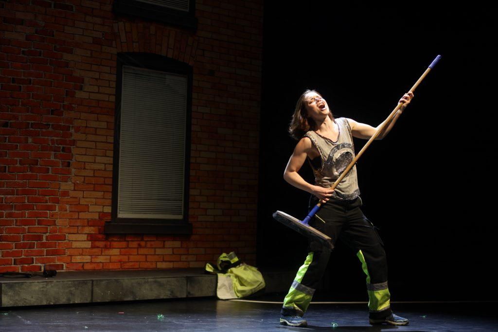 Forestilling av Hänsel und Gretel som Taumännchen, Den norske opera og ballett.